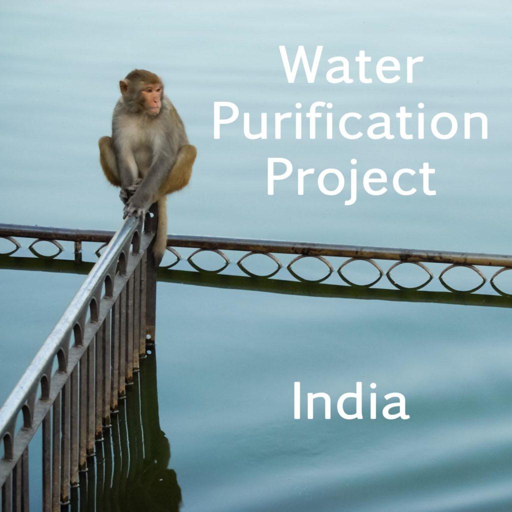 himalayan village fund water purification india
